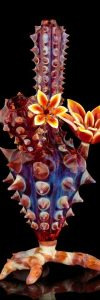 Chaiactus Vase series